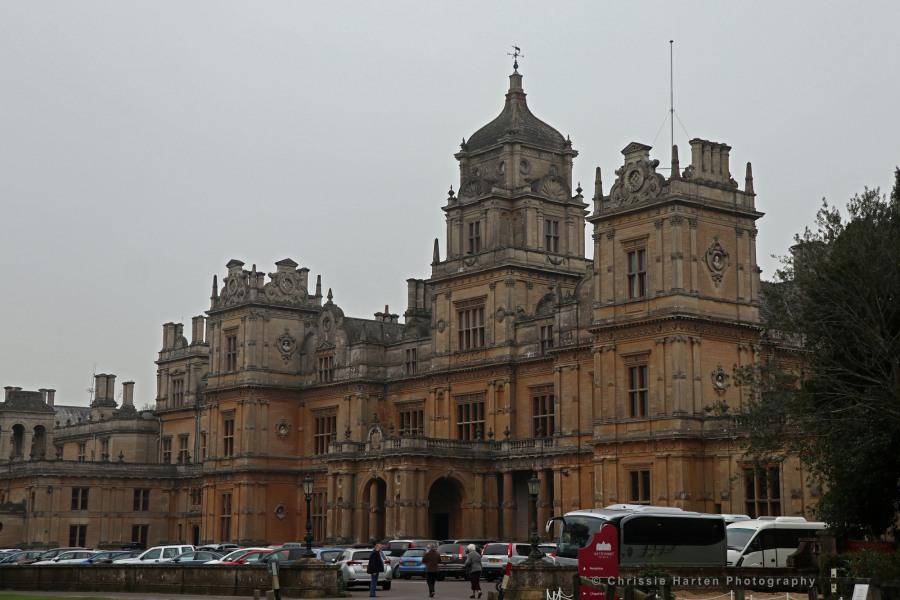 The beautiful and historic Westonbirt Hall