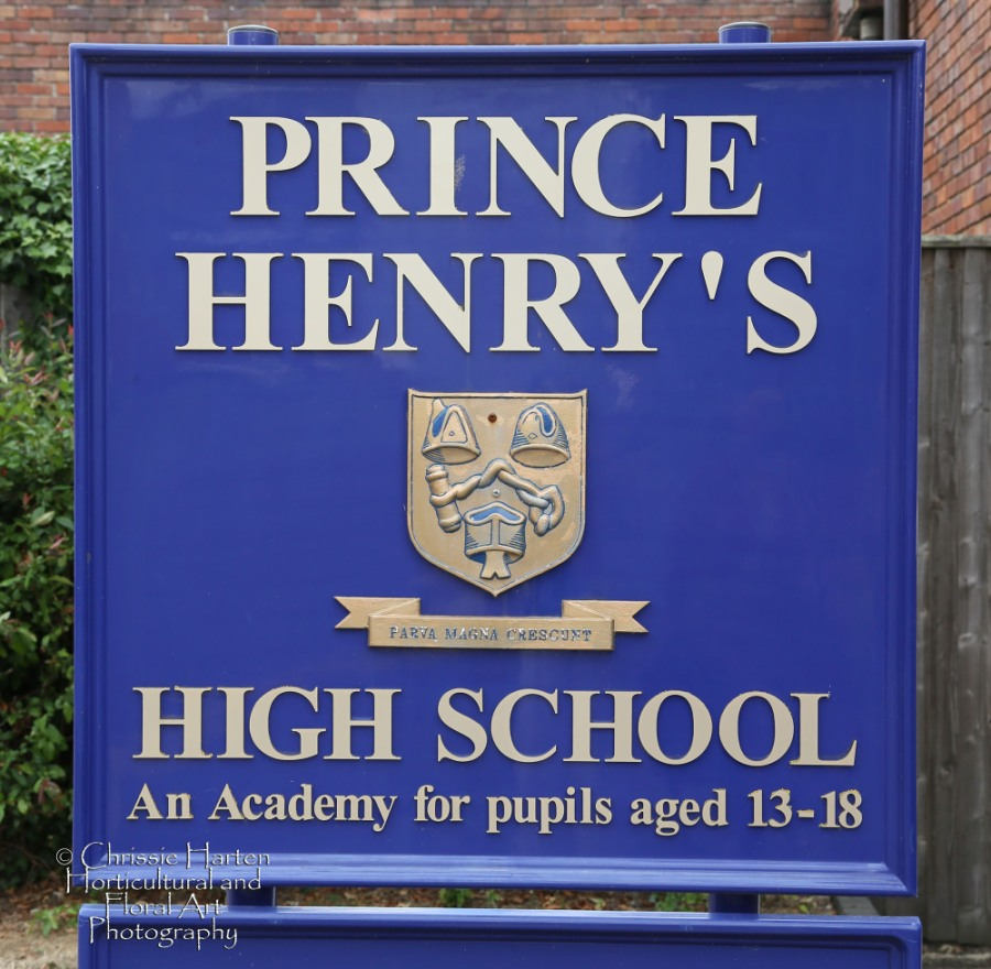 The competitions and lunch were held inside Prince Henry's High School, just a few yards away