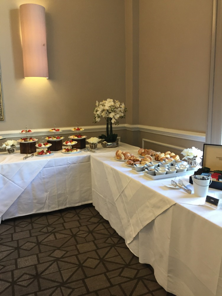 Afternoon Tea at The Queen's, Cheltenham